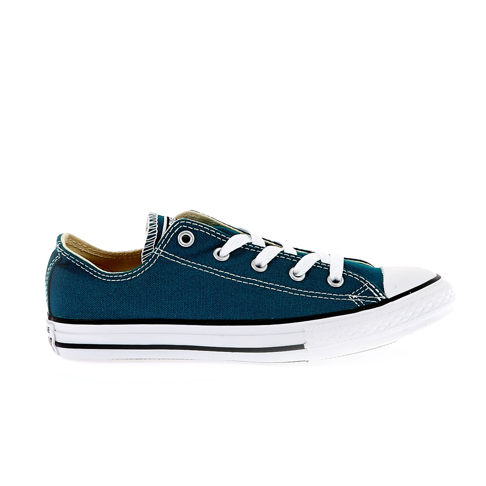 0caa49e485b -53% Factory Outlet CONVERSE – Παιδικά παπούτσια Chuck Taylor All Star Ox  μπλε-πράσινα