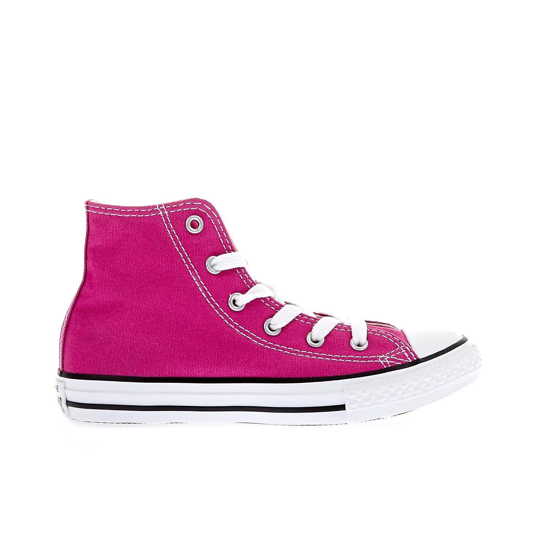 CONVERSE – Παιδικά παπούτσια Chuck Taylor All Star Hi φούξια