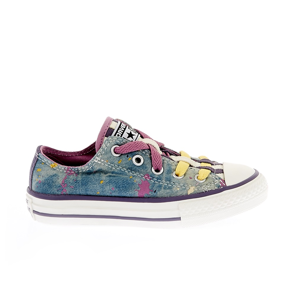 CONVERSE - Παιδικά παπούτσια Chuck Taylor All Star Loophole μπλε 65089490c04