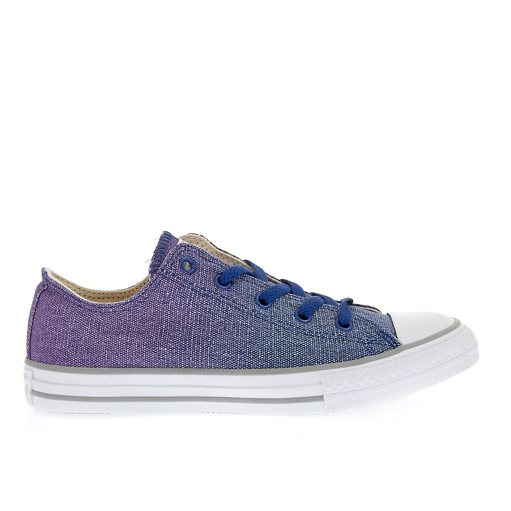CONVERSE - Παιδικά παπούτσια Chuck Taylor All Star Ox μπλε d427a5c3ab1