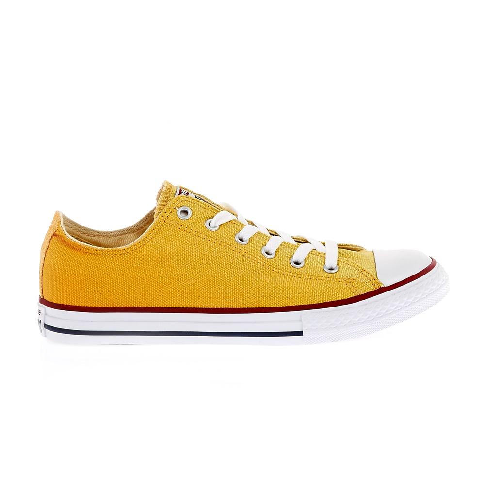 70bff73525e -57% Factory Outlet CONVERSE – Παιδικά παπούτσια Chuck Taylor All Star Ox  κίτρινα