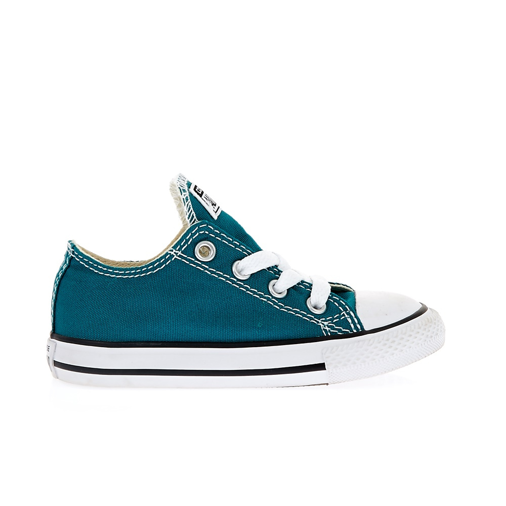 CONVERSE - Βρεφικά παπούτσια Chuck Taylor All Star Ox πράσινα