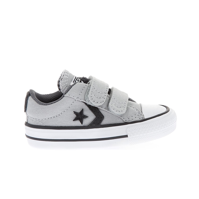 CONVERSE – Βρεφικά παπούτσια Star Player EV 2V Ox γκρι
