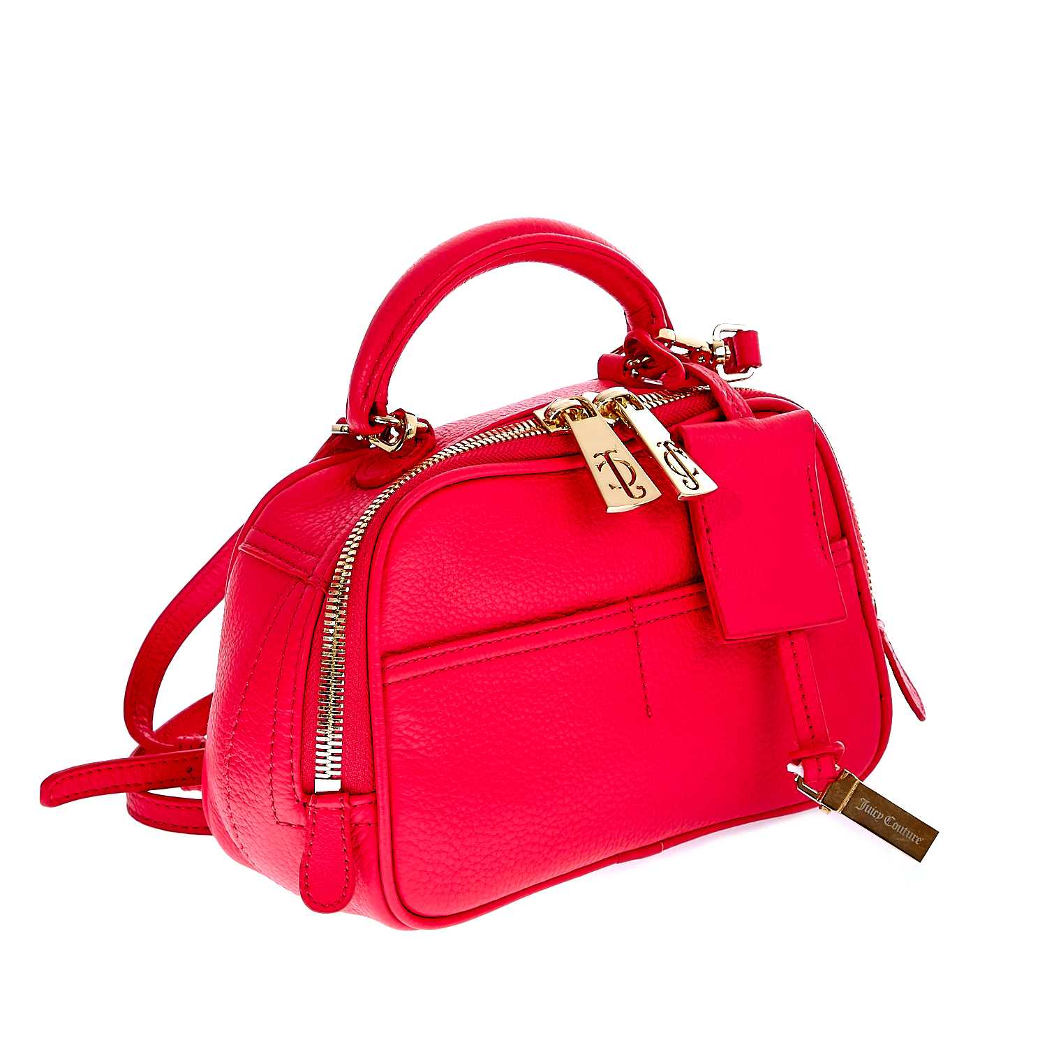 JUICY COUTURE – Γυναικεία τσάντα Juicy Couture φούξια 1441254.0-004H