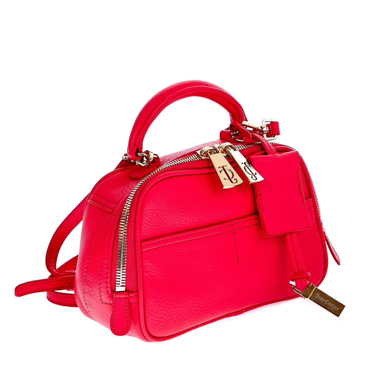 JUICY COUTURE – Γυναικεία τσάντα Juicy Couture φούξια 1441254.0-004H