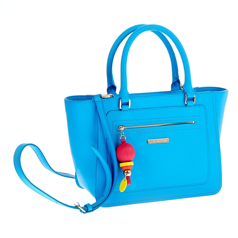 JUICY COUTURE – Γυναικεία τσάντα Juicy Couture μπλε 1441261.0-00T1