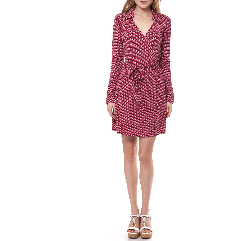 JUICY COUTURE - Γυναικείο φόρεμα Juicy Couture κόκκινο γυναικεία ρούχα φορέματα μίνι