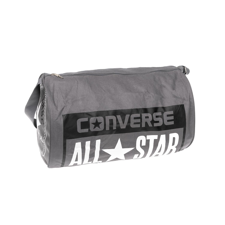 CONVERSE – Αθλητική τσάντα CONVERSE γκρι