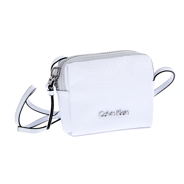 CALVIN KLEIN JEANS – Τσάντα Calvin Klein Jeans λευκή 1442786.0-0091
