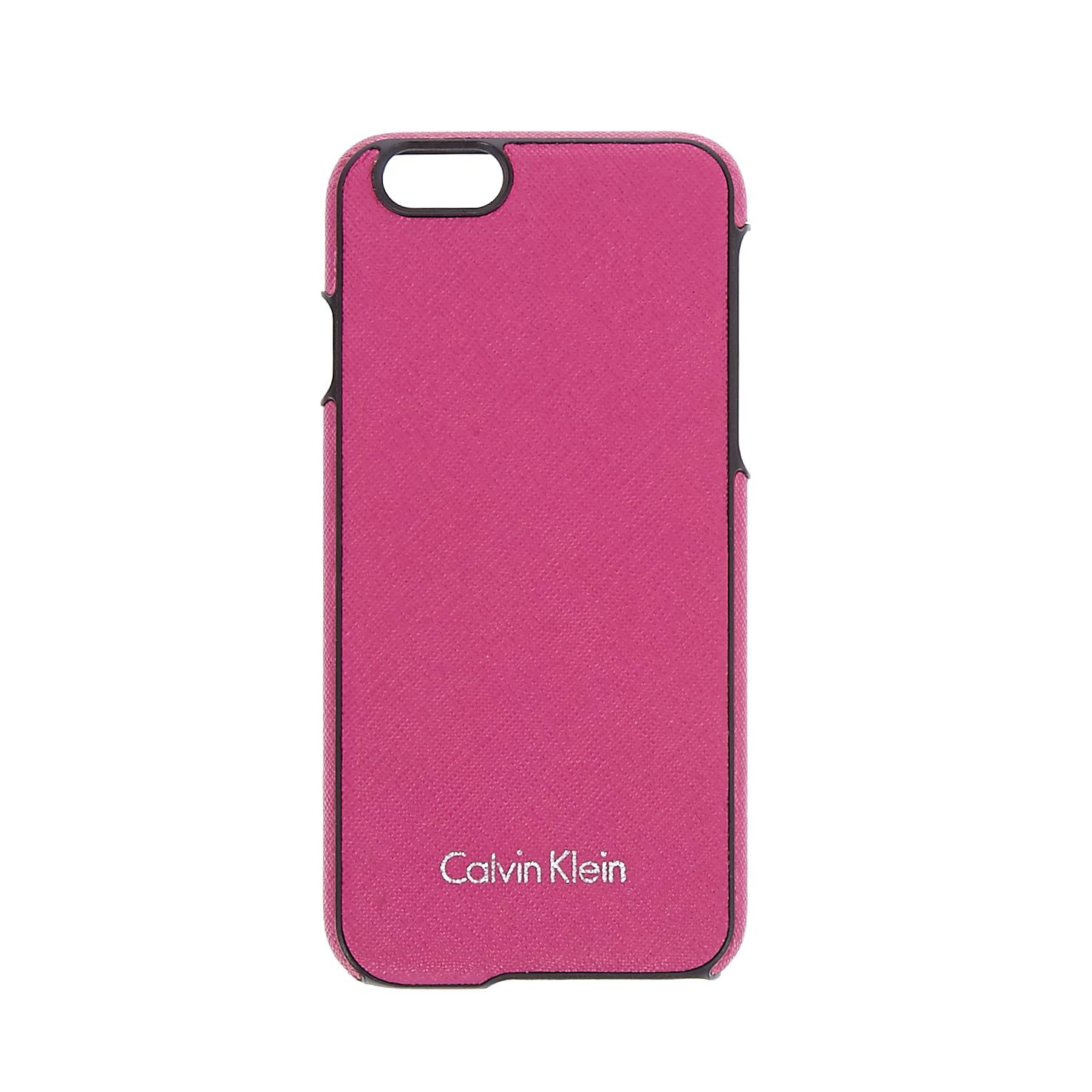 CALVIN KLEIN JEANS - Θήκη iphone 6 Calvin Klein Jeans φούξια γυναικεία αξεσουάρ θήκες