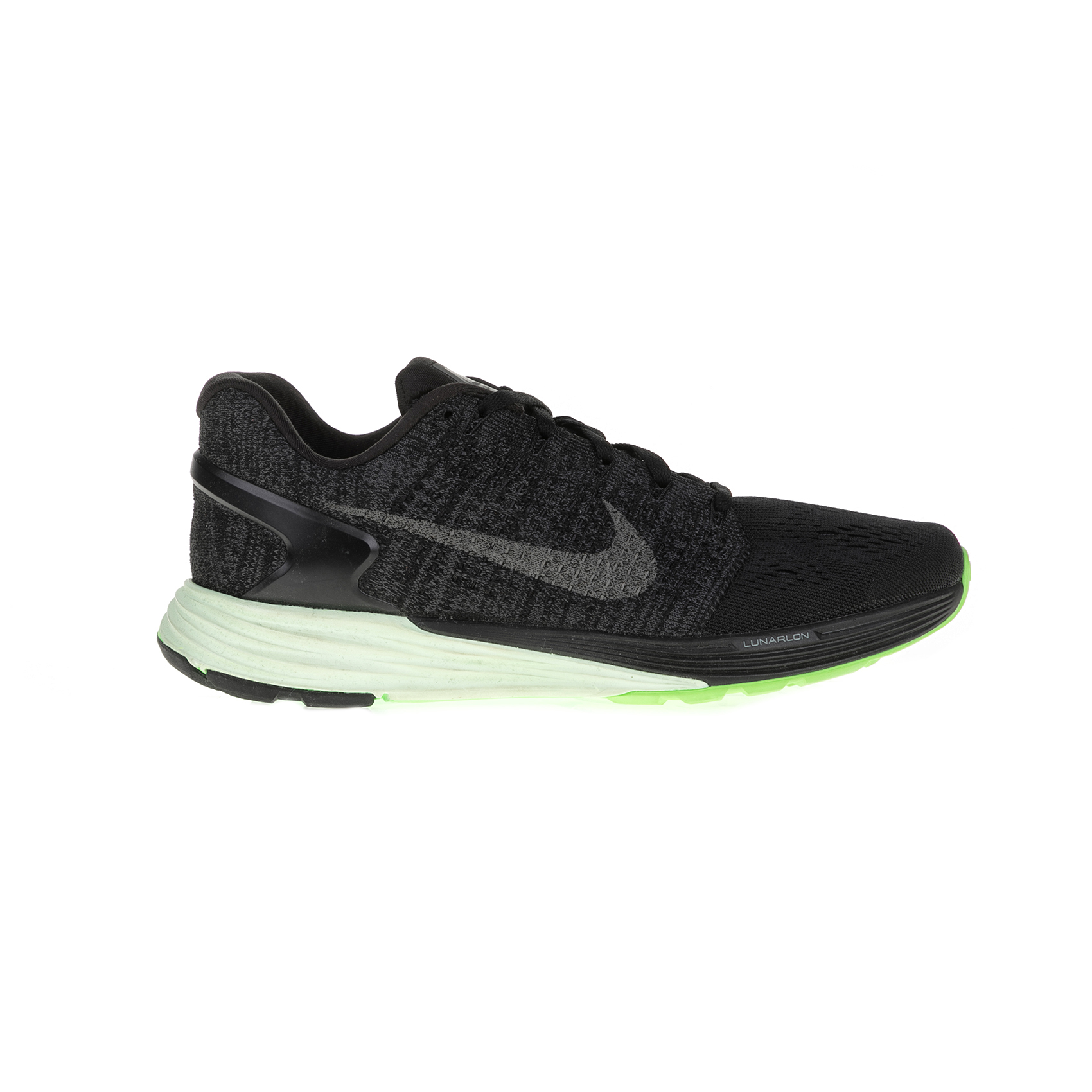 NIKE – Ανδρικά παπούτσια NIKE LUNARGLIDE 7 μαύρα
