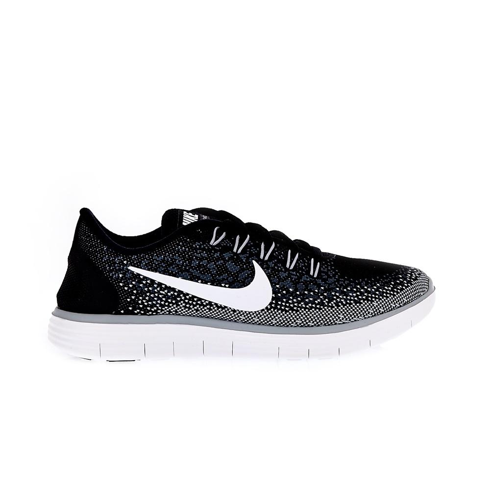 NIKE - Γυναικεία αθλητικά παπούτσια NIKE FREE RN DISTANCE μαύρα γυναικεία παπούτσια αθλητικά running