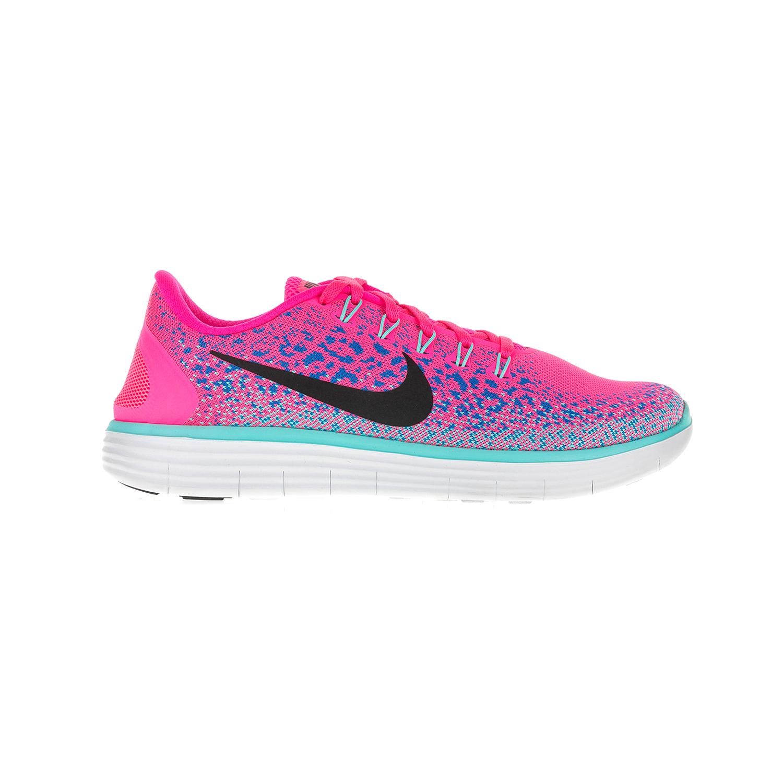 NIKE – Γυναικεία παπούτσια για τρέξιμο NIKE FREE RN DISTANCE φούξια