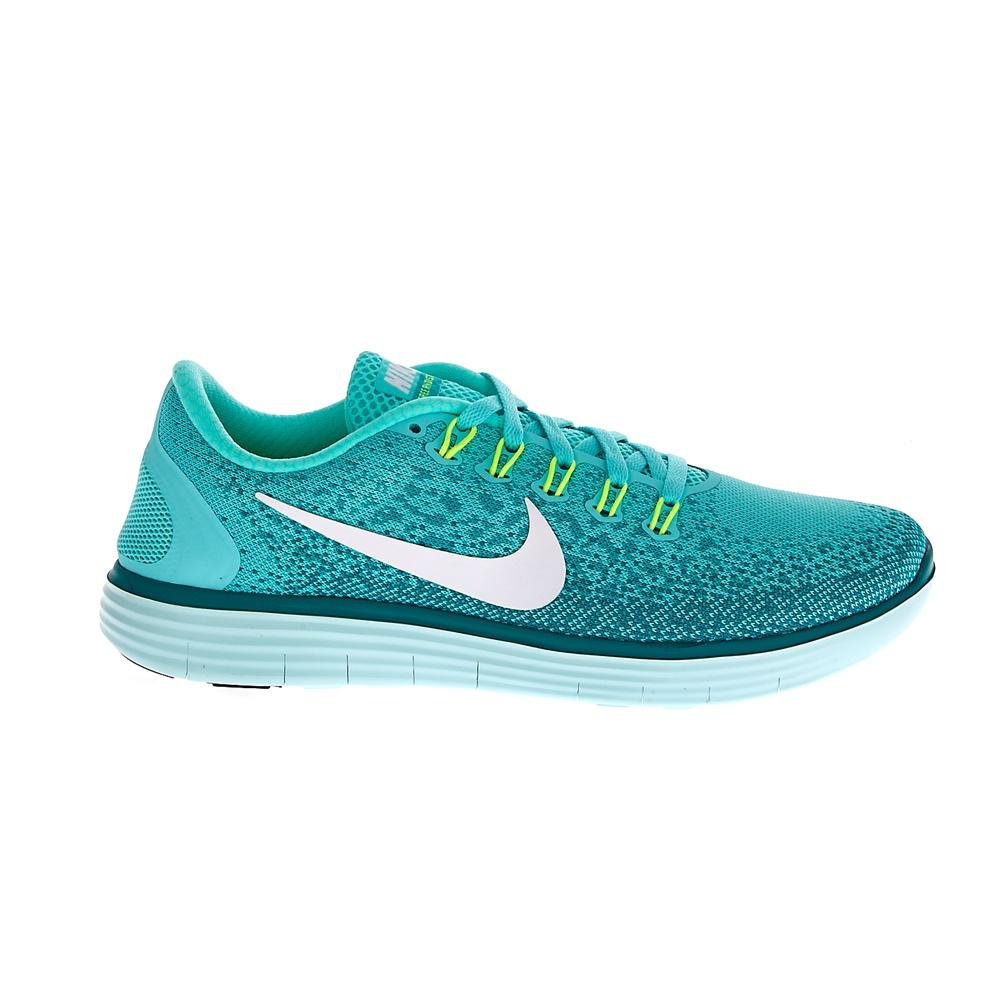 4e737de69dd NIKE - Γυναικεία παπούτσια NIKE FREE RN DISTANCE πράσινα ...