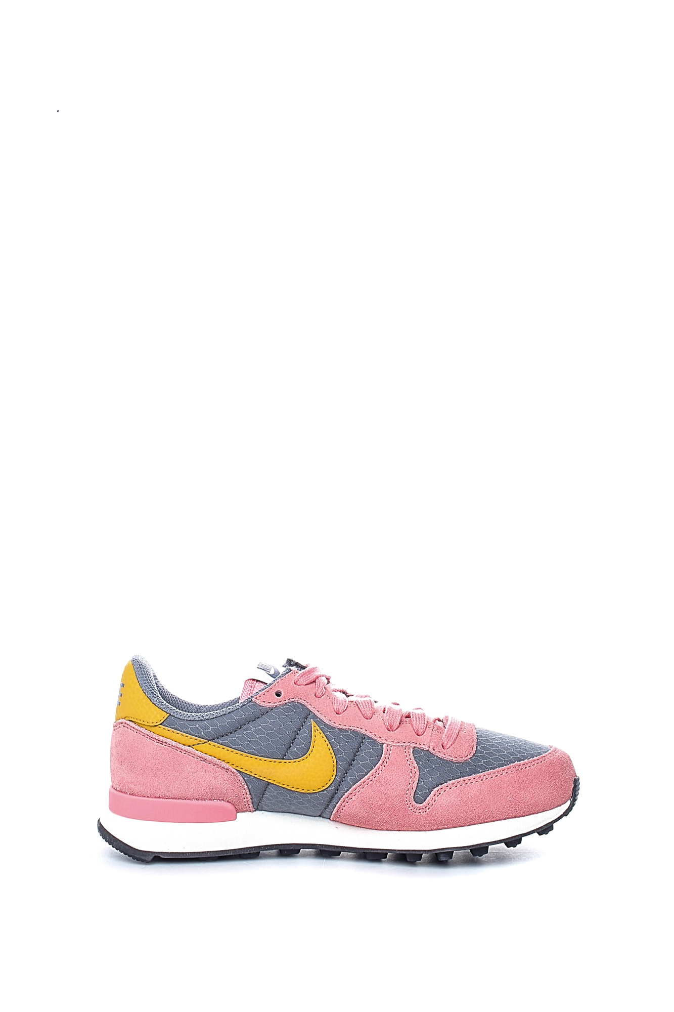 NIKE – Γυναικεία παπούτσια Nike INTERNATIONALIST ροζ – γκρι