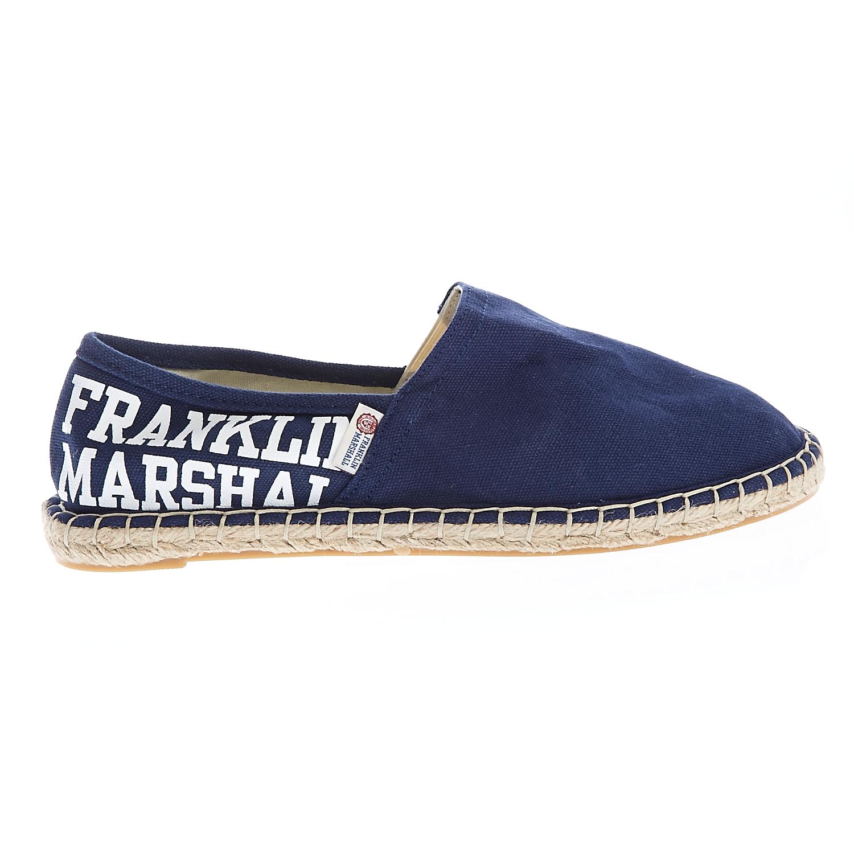 FRANKLIN & MARSHALL – Unisex εσπαντρίγιες Franklin & Marshall μπλε