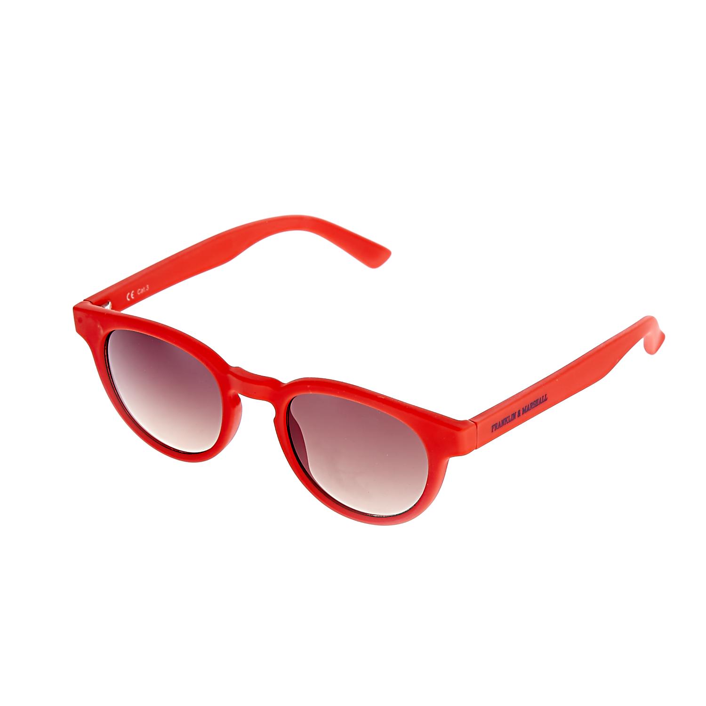 FRANKLIN & MARSHALL - Γυαλιά ηλίου Franklin & Marshall κόκκινα