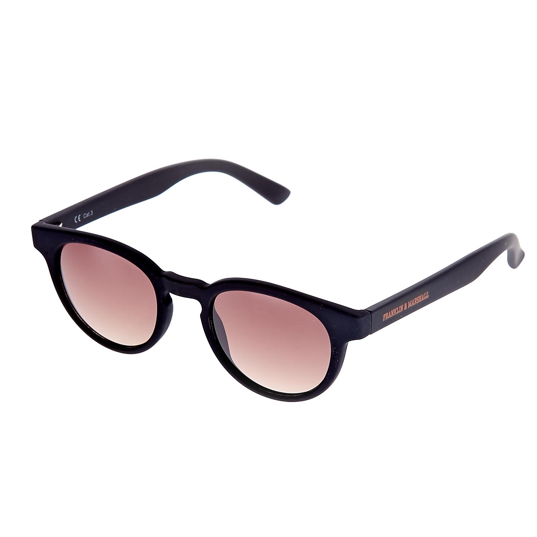 FRANKLIN & MARSHALL - Γυαλιά ηλίου Franklin & Marshall μαύρα γυναικεία αξεσουάρ γυαλιά ηλίου