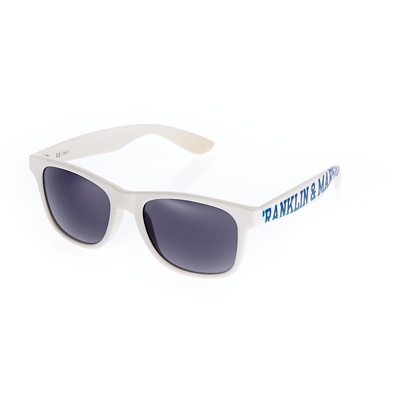 FRANKLIN & MARSHALL - Γυαλιά ηλίου Franklin & Marshall λευκά