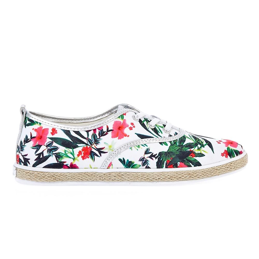 GUESS - Γυναικεία παπούτσια Guess λευκά f05f07c7197