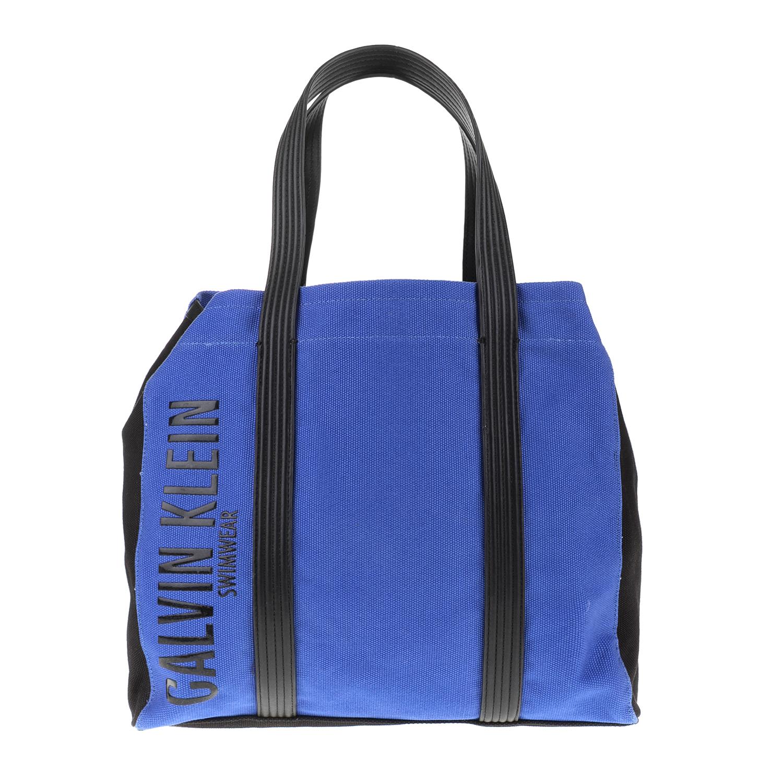 816c940010 CK UNDERWEAR - Γυναικεία τσάντα ώμου CALVIN KLEIN MELANIE μαύρη