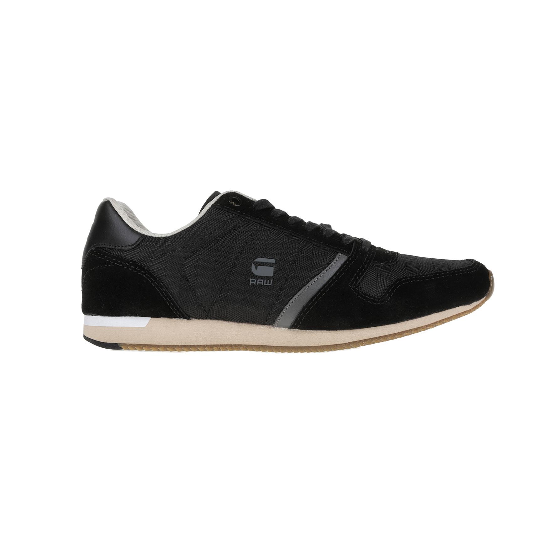 G-STAR RAW – Ανδρικά παπούτσια G-STAR TURNER μαύρα