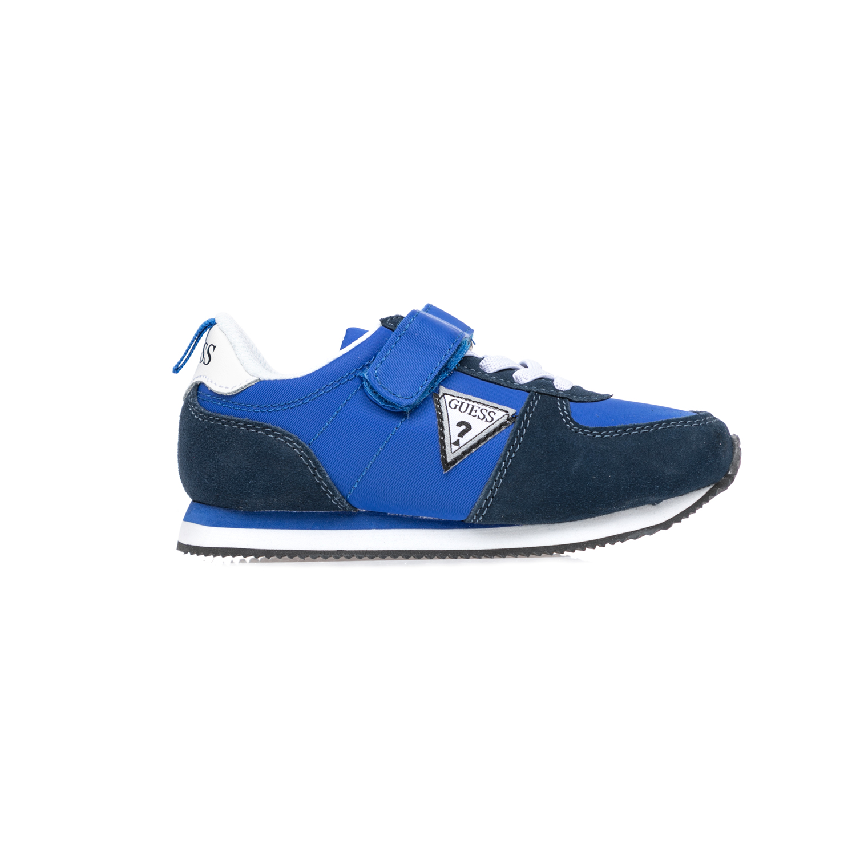 GUESS KIDS – Παιδικά παπούτσια GUESS KIDS μπλε