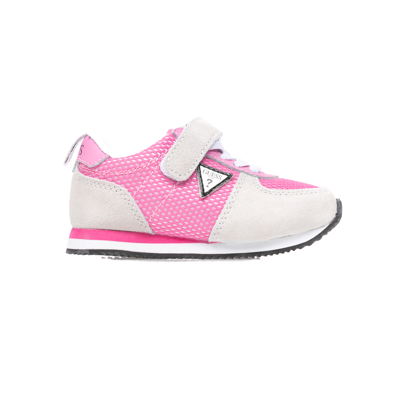 GUESS KIDS – Παιδικά παπούτσια GUESS KIDS ροζ