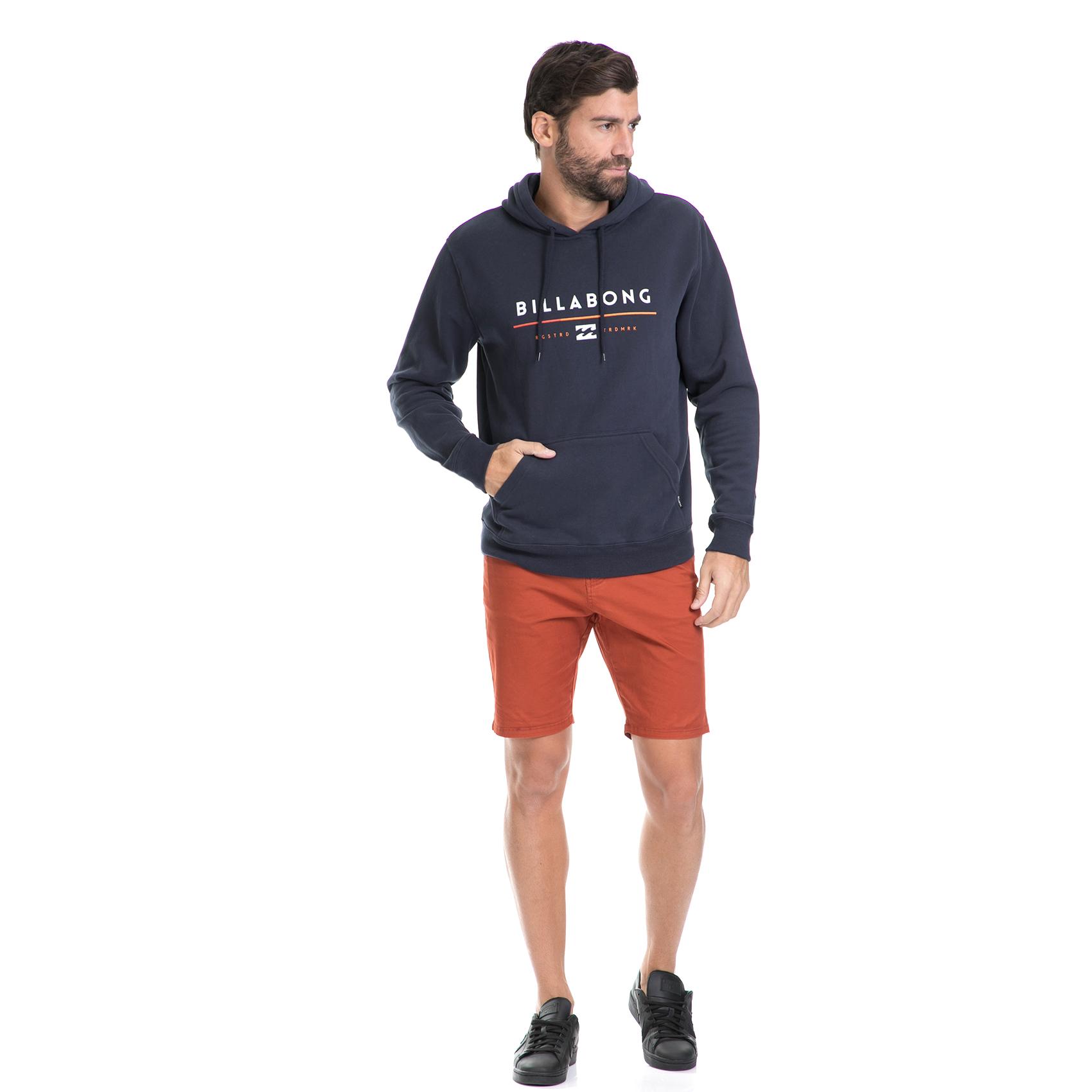 ELEMENT – Ανδρική βερμούδα ELEMENT πορτοκαλί