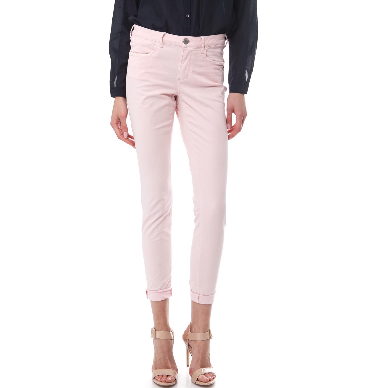 SCOTCH & SODA - Γυναικείο παντελόνι SCOTCH & SODA ροζ