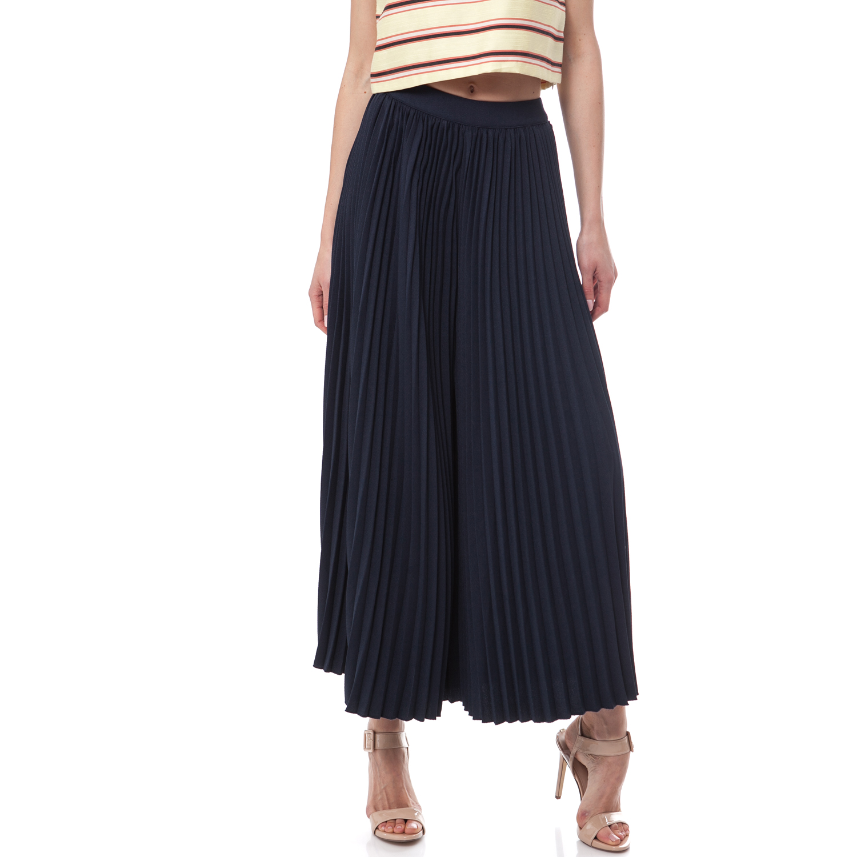 MAISON SCOTCH - Πλισέ ζιπ κιλότ Maison Scotch γυναικεία ρούχα παντελόνια