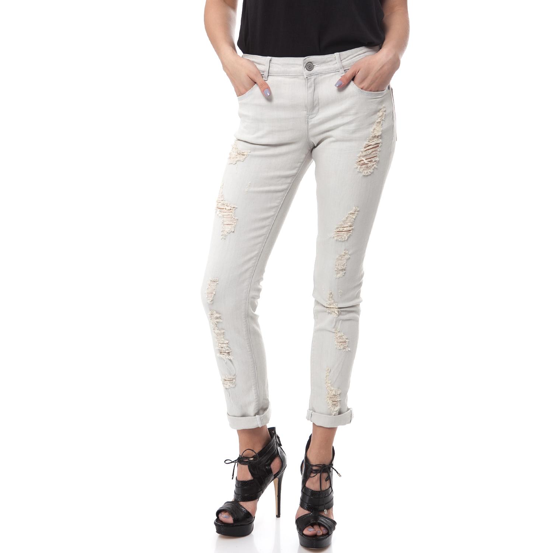 SCOTCH & SODA - Γυναικείο παντελόνι Maison Scotch γαλάζιο γυναικεία ρούχα παντελόνια