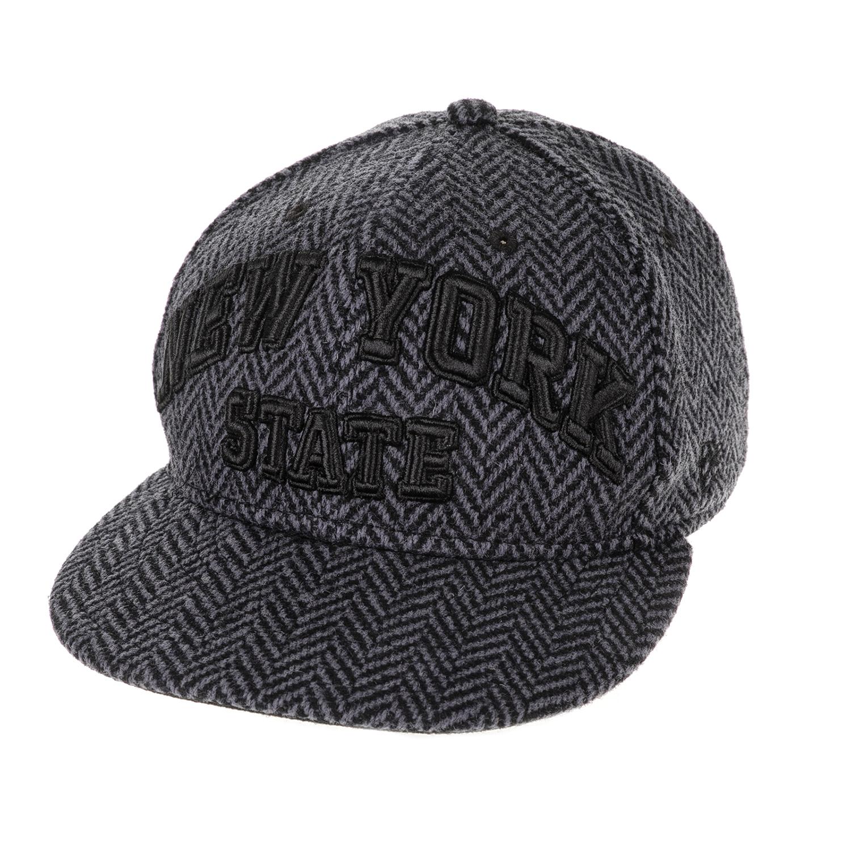 NEW ERA – Unisex καπέλο HERRING ARCH NEW ERA γκρι-μαύρο