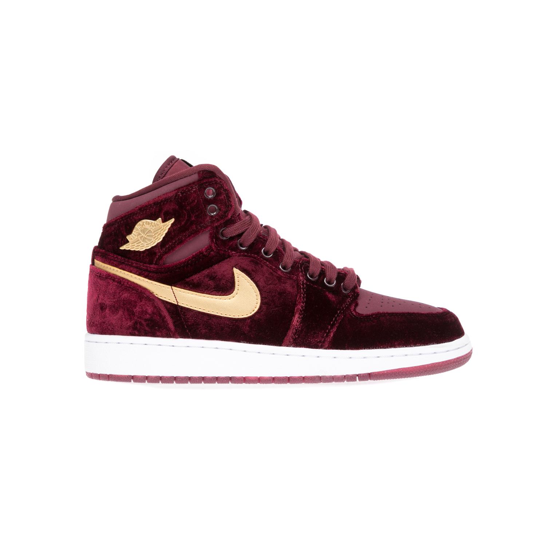 f4d0cd9d01d NIKE - Αθλητικά παπούτσια NIKE AIR JORDAN 1 RET HI PREM HC GG κόκκινα