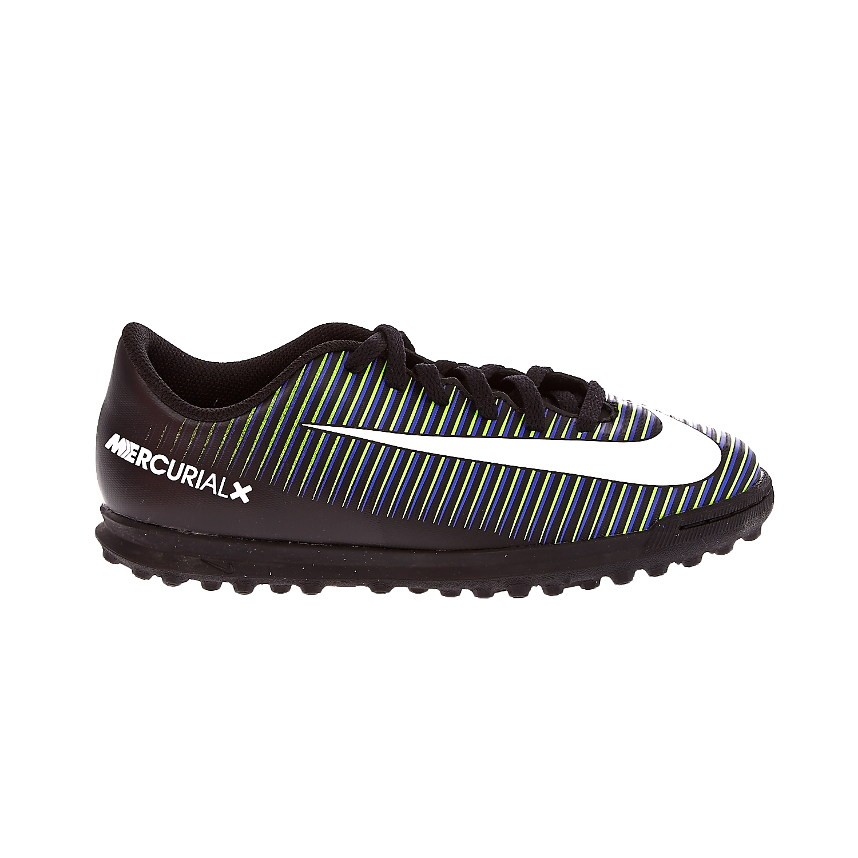 NIKE - Παιδικά αθλητικά παπούτσια JR MERCURIALX VORTEX III TF μαύρα παιδικά boys παπούτσια αθλητικά