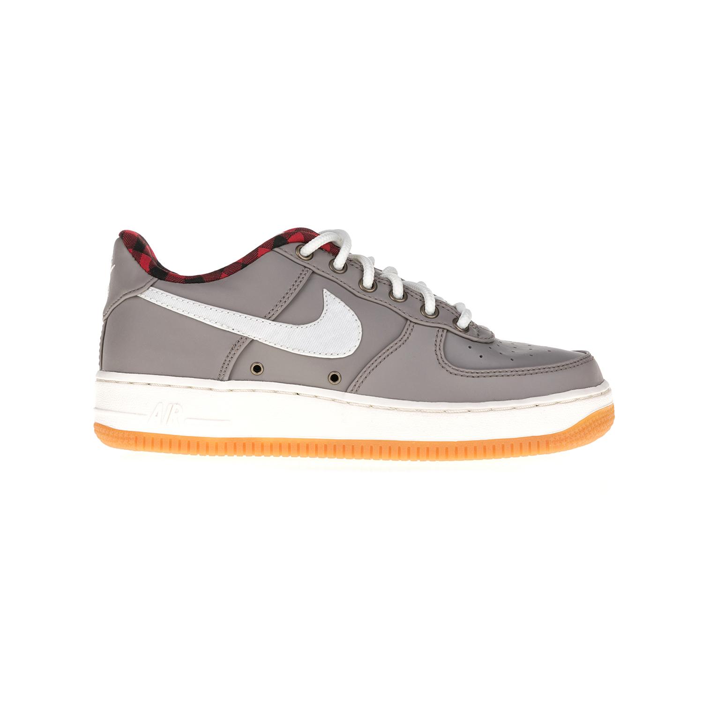 NIKE – Αθλητικά παπούτσια AIR FORCE 1 LV8 ΝΙΚΕ γκρι-άσπρα