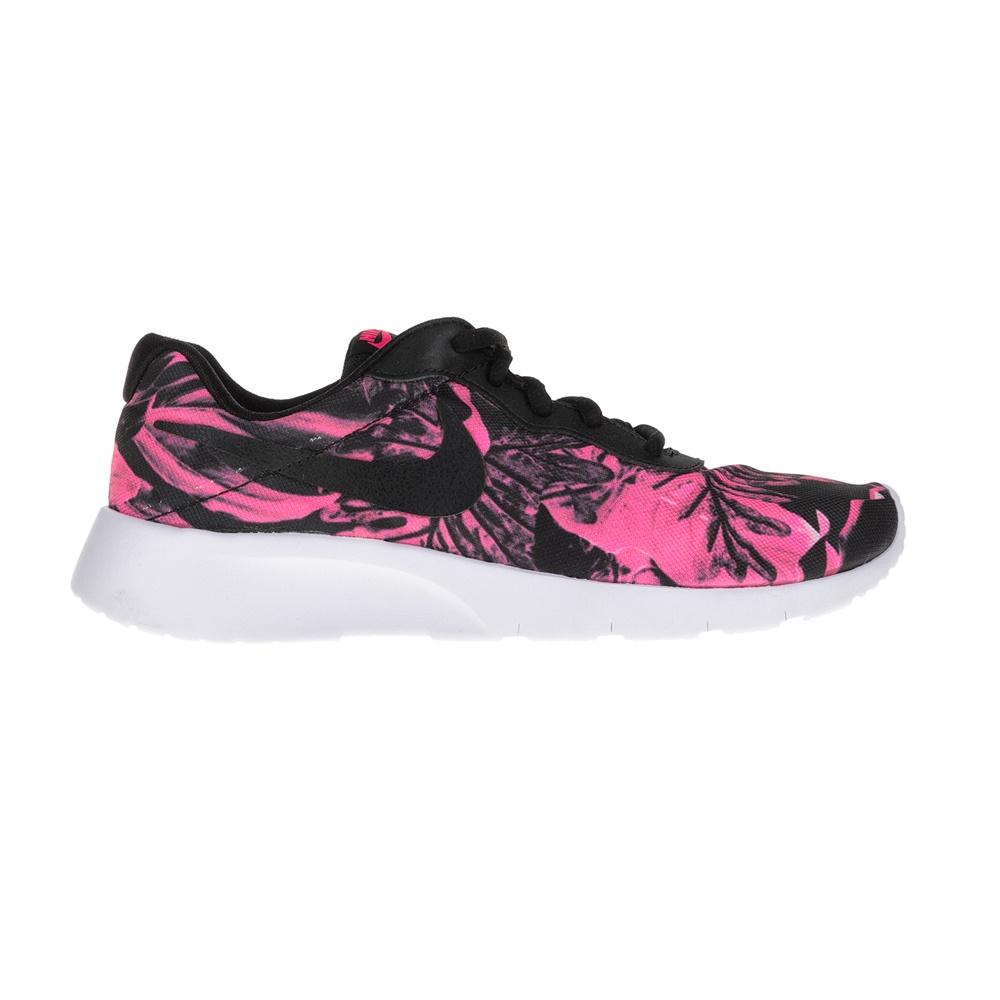 NIKE - Παιδικά αθλητικά παπούτσια Nike TANJUN PRINT (GS) μαύρα - ροζ