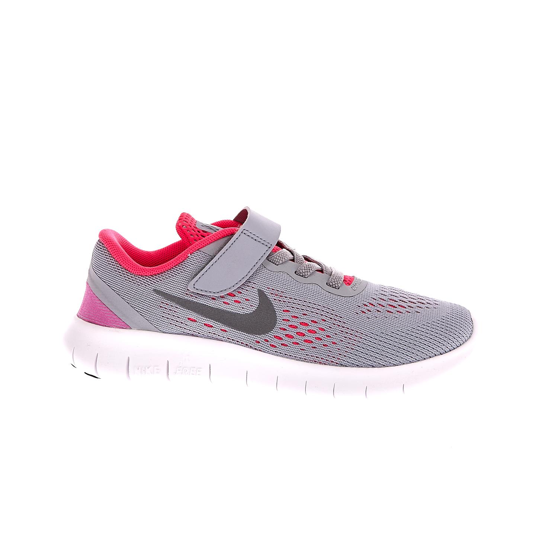 new products 14431 cc4c5 NIKE - Παιδικά αθλητικά παπούτσια NIKE FREE RN (PSV) γκρι