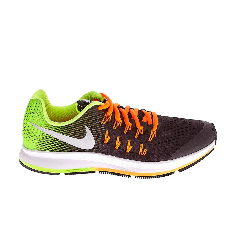 NIKE - Παιδικά αθλητικά παπούτσια NIKE ZOOM PEGASUS 33 (GS) μαύρα παιδικά boys παπούτσια αθλητικά