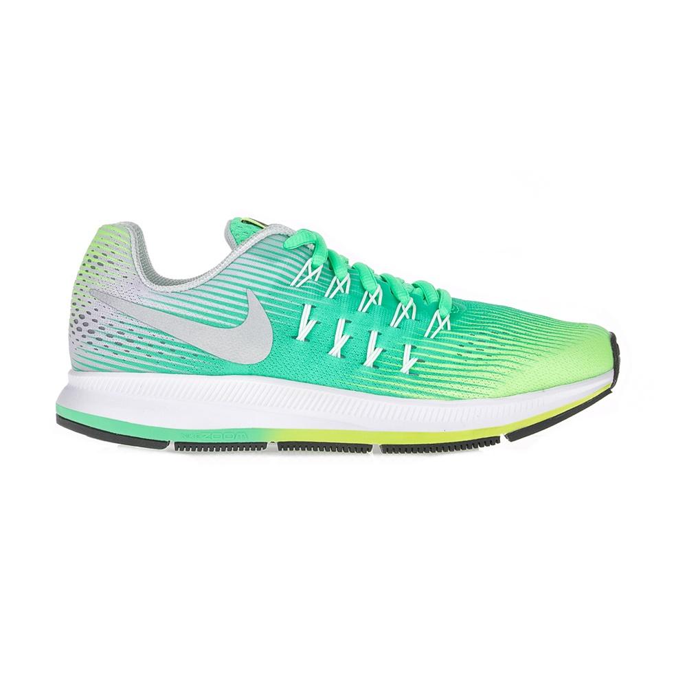 NIKE - Παιδικά αθλητικά παπούτσια NIKE ZOOM PEGASUS 33 (GS) πράσινα 8538768a343