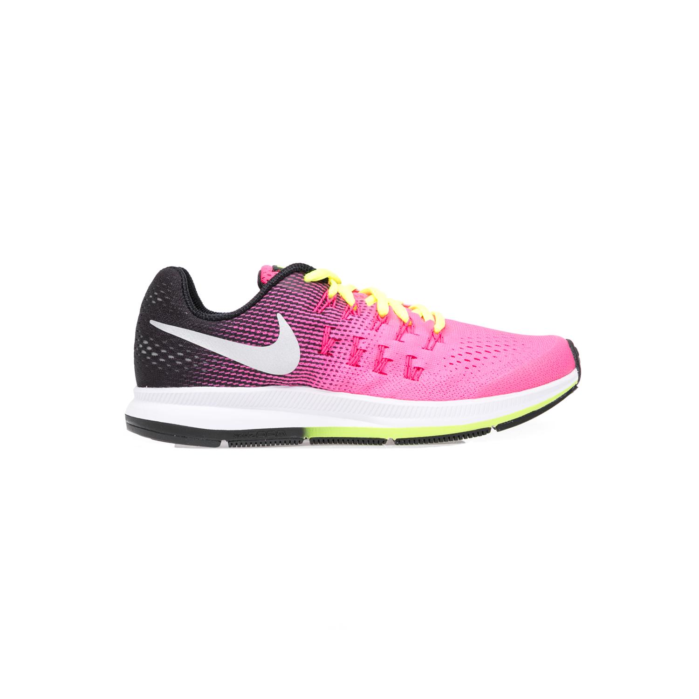 NIKE - Αθλητικά παιδικά παπούτσια NIKE ZOOM PEGASUS 33 ροζ  06fd7fb0332