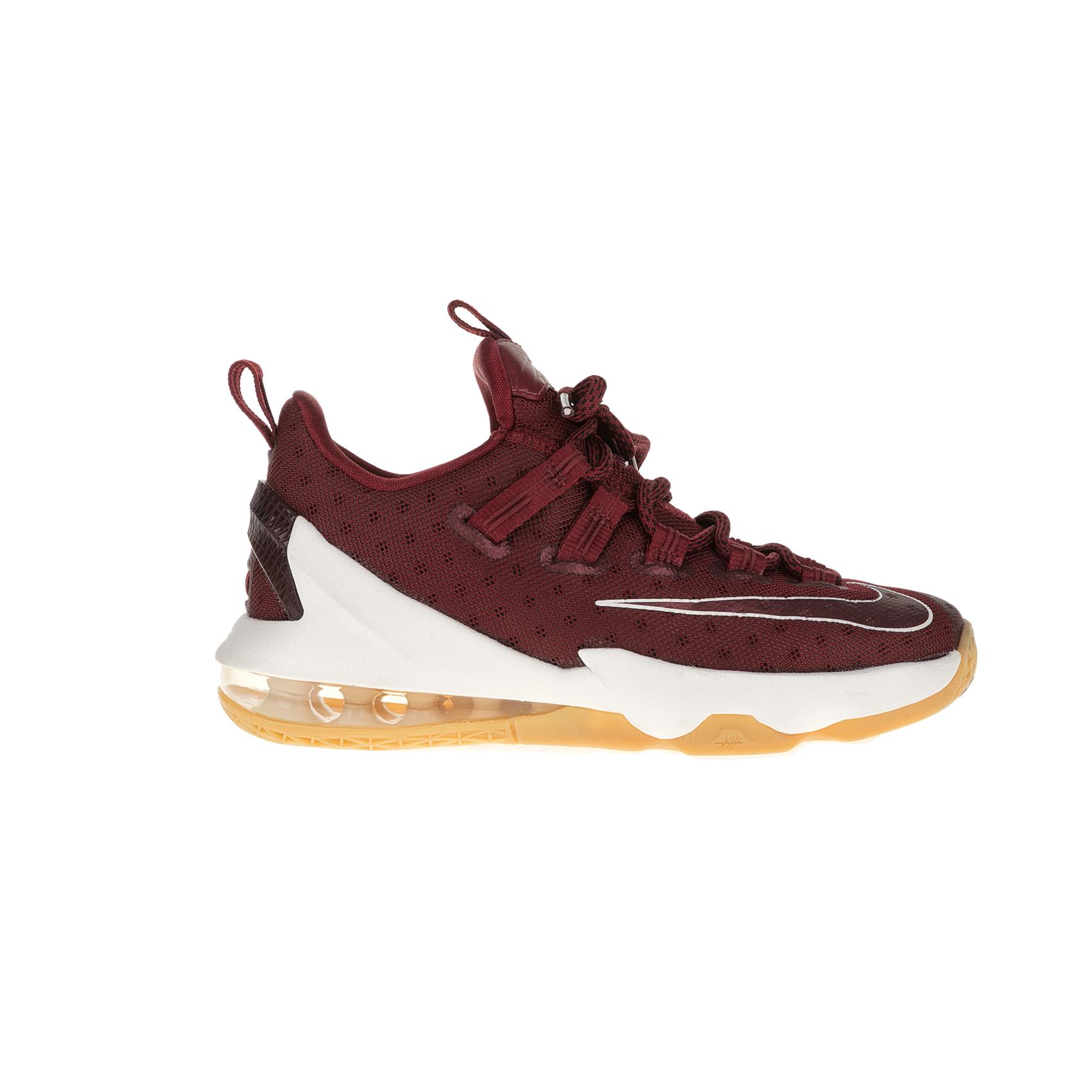NIKE – Ανδρικά παπούτσια μπάσκετ ΝΙΚΕ LEBRON XIII LOW μπορντό