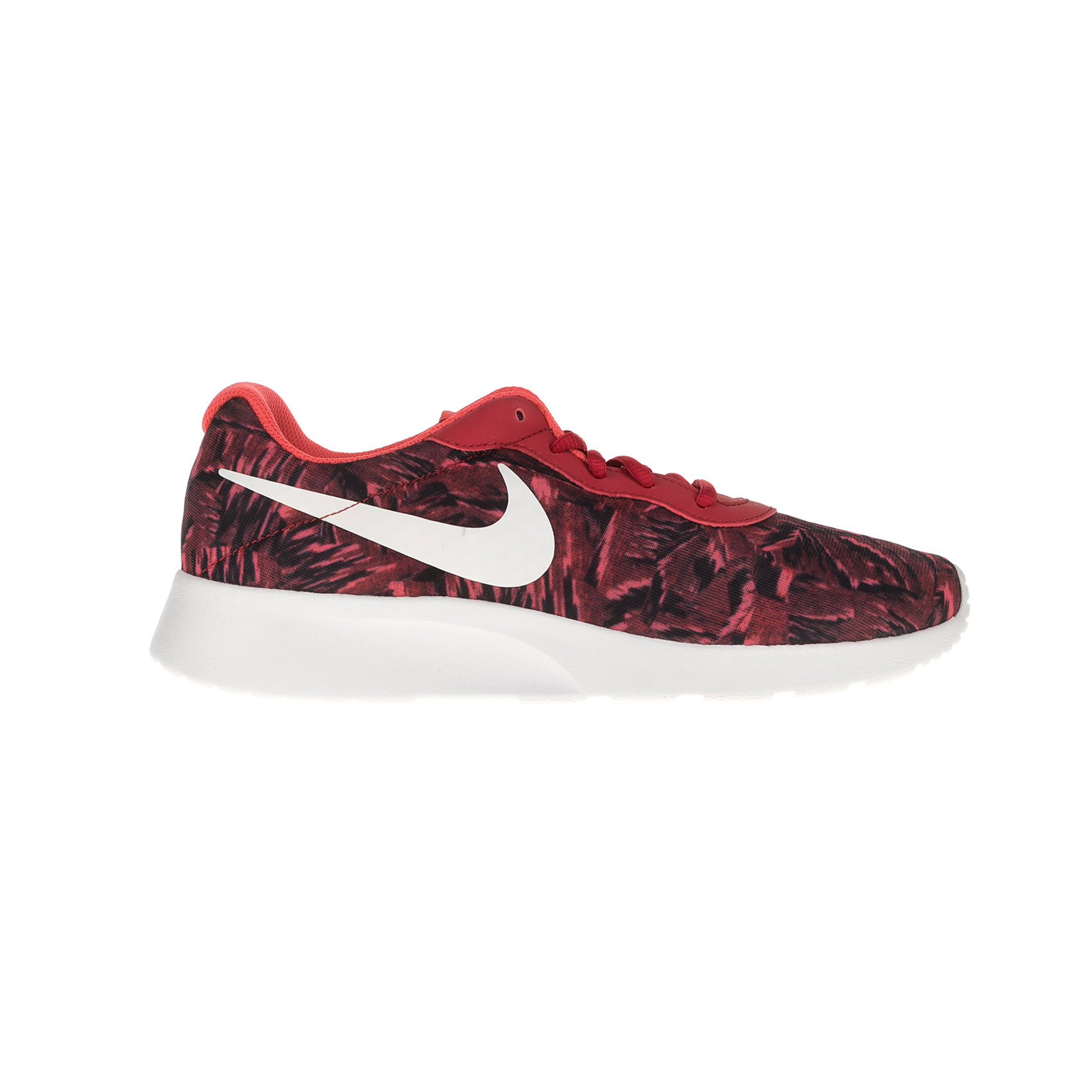 NIKE – Γυναικεία παπούτσια Nike TANJUN PRINT κόκκινα
