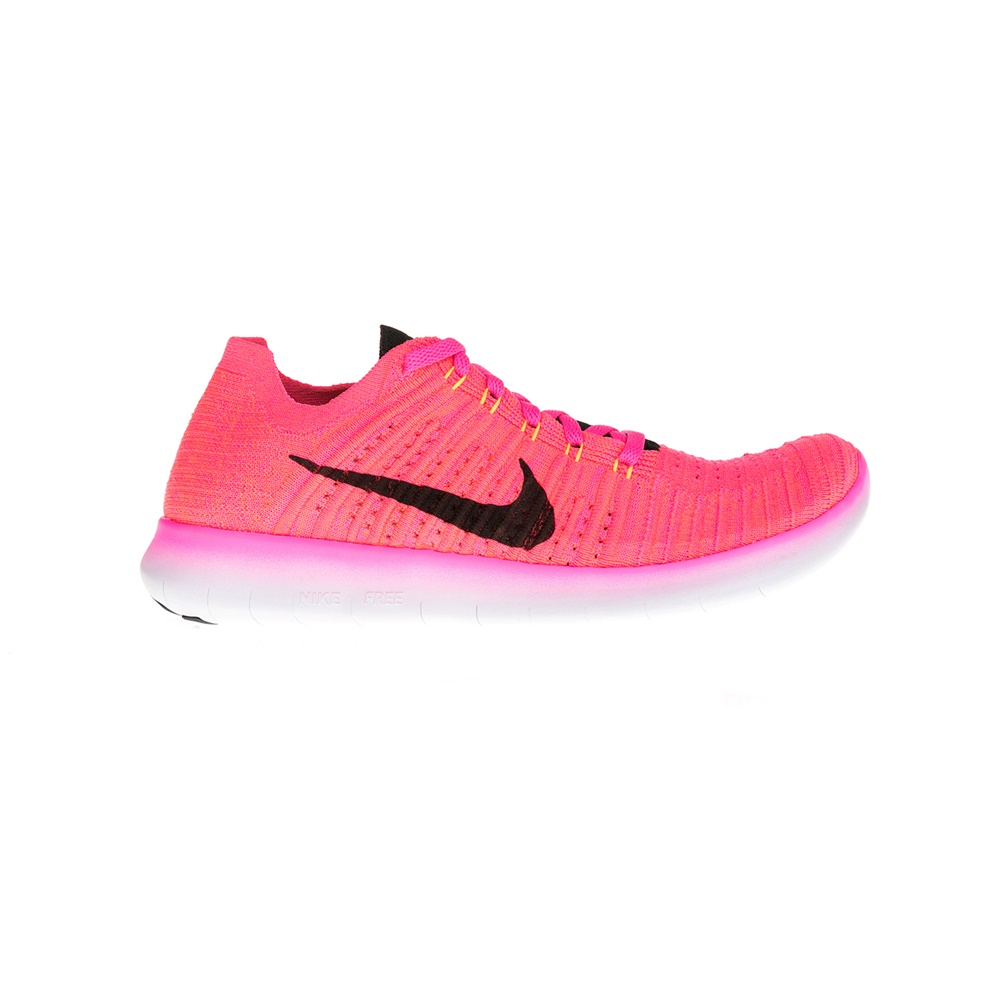NIKE – Γυναικεία παπούτσια NIKE FREE RN FLYKNIT φούξια