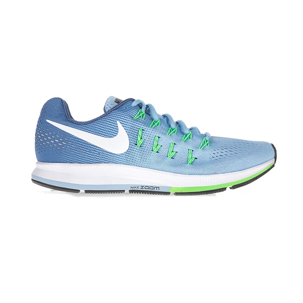 NIKE – Γυναικεία αθλητικά παπούτσια NIKE AIR ZOOM PEGASUS 33 μπλε-λευκά