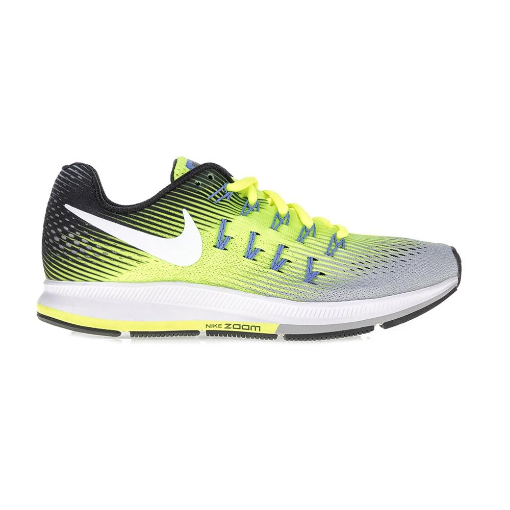 NIKE – Γυναικεία αθλητικά παπούτσια NIKE AIR ZOOM PEGASUS 33 κίτρινα-μαύρα