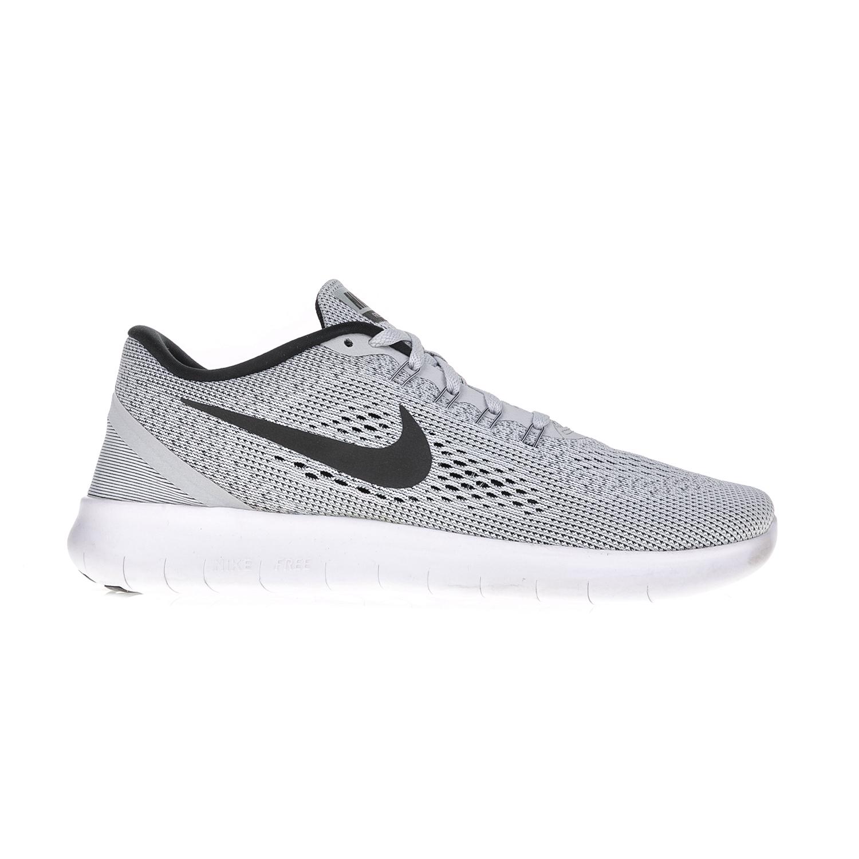 NIKE – Γυναικεία παπούτσια για τρέξιμο NIKE FREE RN γκρι-μαύρα