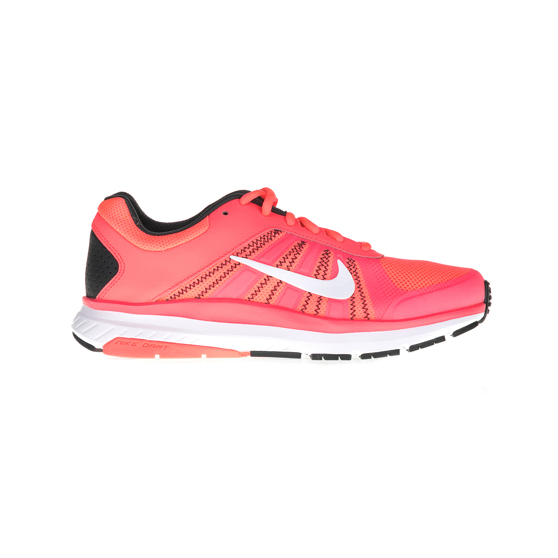 NIKE – Γυναικεία αθλητικά παπούτσια NIKE DART 12 πορτοκαλί-ροζ