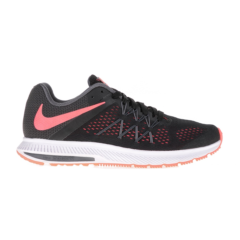 NIKE – Γυναικεία αθλητικά παπούτσια NIKE ZOOM WINFLO 3 μαύρα-ροζ