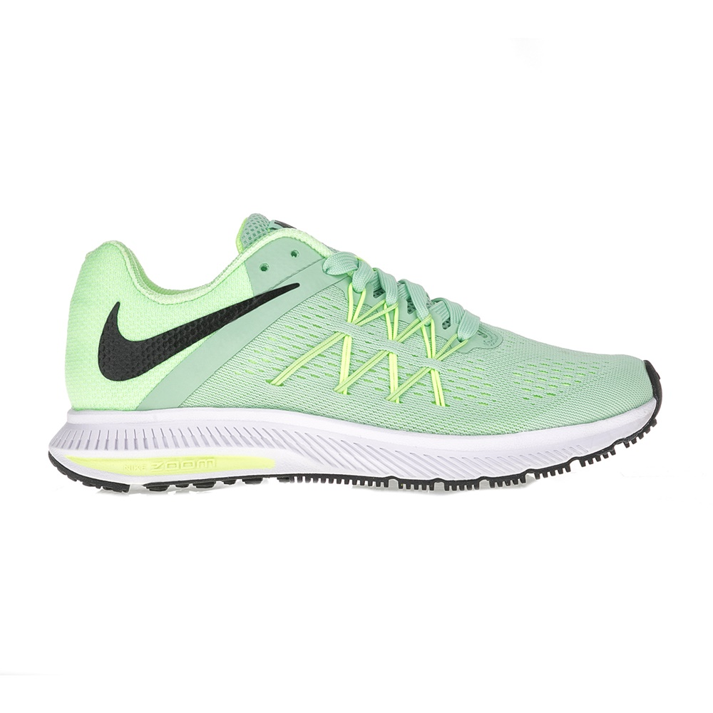 NIKE - Γυναικεία αθλητικά παπούτσια NIKE ZOOM WINFLO 3 πράσινα